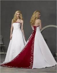 red n white wedding dresses wedding dresses
