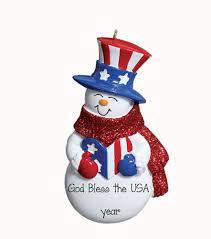 patriotic ornament my personalized ornaments
