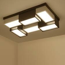 eclairage led bureau moderne bureau éclairage led plafond les maison de l atmosphère