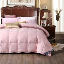 Duck And Down Duvets 100 Cotton Satin Jacquard Duck Down Comforter Model 2