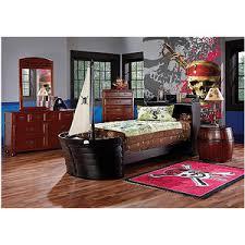 kids roomstogo disney 3 pc ship bedroom rooms to go kids