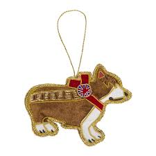 ornaments corgi ornaments amica dogs hounds