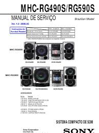 mhc rg490s rg590s br