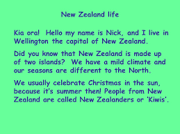 all about new zealand primary four where is new zealand new