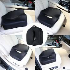 Office Chair Cushion For Back Pain Orthopedic Memory Foam Seat Cushion For Chair Car Office Home
