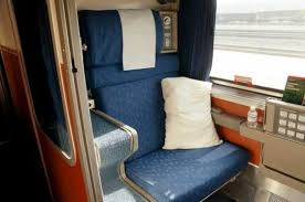 amtrak superliner bedroom tips on traveling in an amtrak roomette trains travel with jim