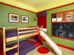 kids room charming wall color in green as smart boys room