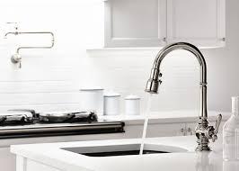 kohler brass kitchen faucets fabulous kohler revival kitchen faucets likewise kohler touchless