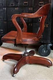 fauteuil de bureau americain fauteuil américain acajou