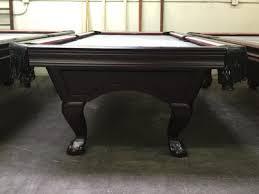 Used Billiard Tables by Used Pool Tables Sheridan Billiards Phoenix Pool Tables Sales