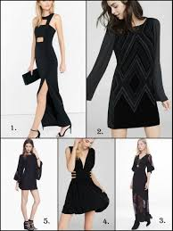 Express Yourself In A Lbd Happy Pretty Sweet
