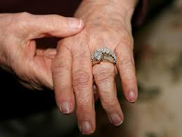 nj wedding bands n j finds s wedding rings he accidentally tossed after