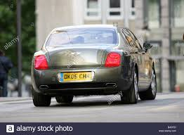 bentley rear car bentley continental flying spur anthracite model year 2005