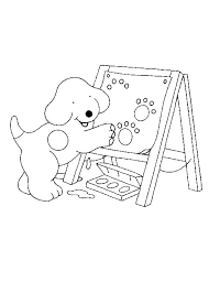 N 19 Coloring Pages Of Spot