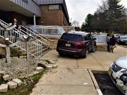 lexus of bridgewater collision center south brunswick driver accidentally hits gas strikes car