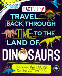 discovery kids travel land dinosaurs