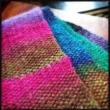 adventures in loom knitting