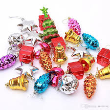 tree decoration resin hanging drops baubles