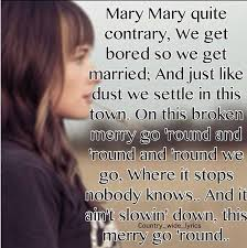 merry go by kasey musgrave song lyrics
