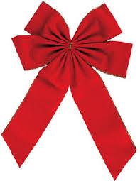 big bows happy holidays