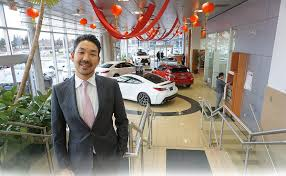 lexus toronto don valley weins canada stores reflect founder u0027s vision of u0027synergy by