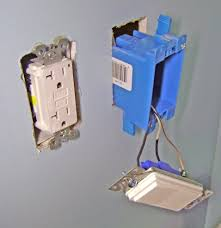 how to finish a basement bathroom light switch electrical wiring