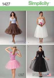 how to make a tulle skirt new pattern 1427 tulle skirt trickier than it looks andrea