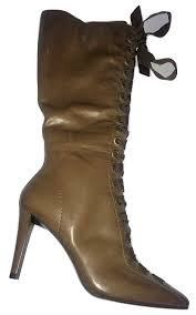 light brown boots womens dune lace front square toe stiletto light brown leather boots