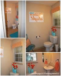 craft ideas for bathroom walls