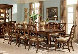 drexel heritage dining table drexel heritage dining room chairs eleven piece dining set by