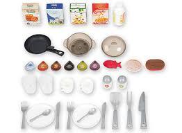 accessoires cuisine enfant cuisine enfant smoby modèle studio xl tefal