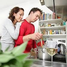 les amoureux de la cuisine le samedi soir pour faire du bien à mon a nous tous