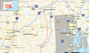 Connecticut State Map by Route 169 Connecticut U2013massachusetts Wikipedia