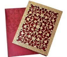 weeding cards indian wedding cards jaipur scroll wedding cards india
