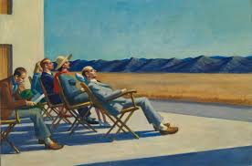 people in the sun smithsonian american art museum
