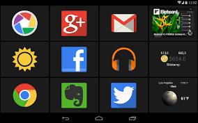big launcher easy phone demo android apps on google play