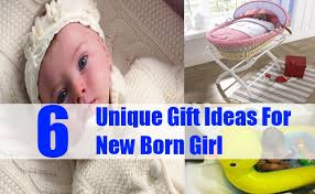 unique gifts for new 6 unique gift ideas for new born girl bash corner