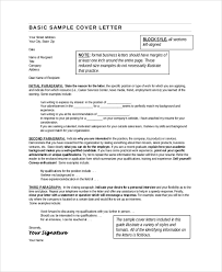 example resume cover letters best sample cover letters need even