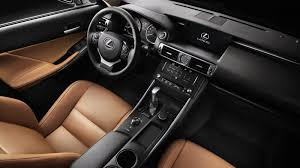 lexus is 250 crafted line 2015 lexus is 250 information and photos zombiedrive