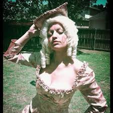 Marie Antoinette Halloween Costume Vintage Sale Marie Antoinette Halloween Costume 3pc