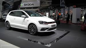 volkswagen polo black 2015 volkswagen polo gti powers up in time for paris live photos