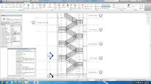 solved staircases multistorey tread number tagging autodesk