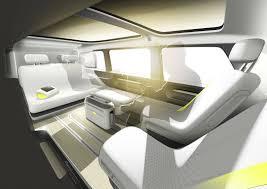 volkswagen microbus 2017 interior 2017 volkswagen i d buzz autokonzepte