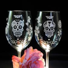 halloween goblets decorating with wine glasses wine glass decorating ideas u2013 room