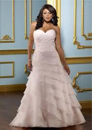 plus size blush wedding dresses plus size wedding dresses