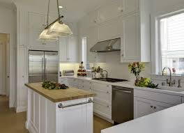white kitchen island with butcher block top butcher block island traditional kitchen mahoney architects