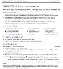 Special Education Resume Examples by Awesome Design Teacher Resume Examples 11 Example Cv Resume Ideas