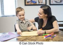 cuisine maman sien séance enfant maman maison table dessin cuisine