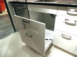 ikea pull out drawers ikea pull out storage cabinet trash pull out small size of trash