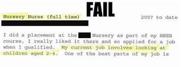 Resume Current Job 20 Hilarious Resume Fails I U0027m Guessing They Did Not Get The Job